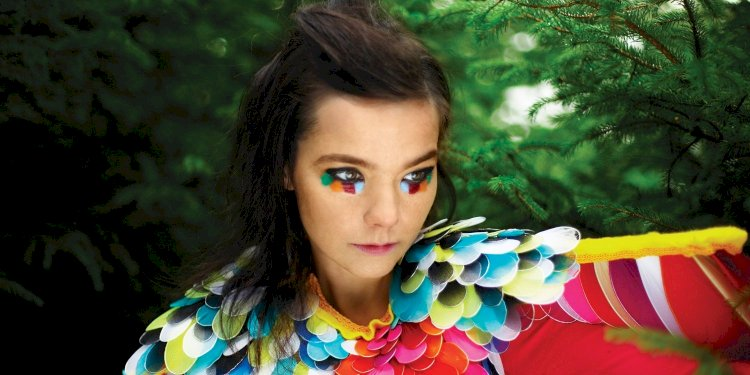 Exclusive show by Björk at Berlin Festival 2013