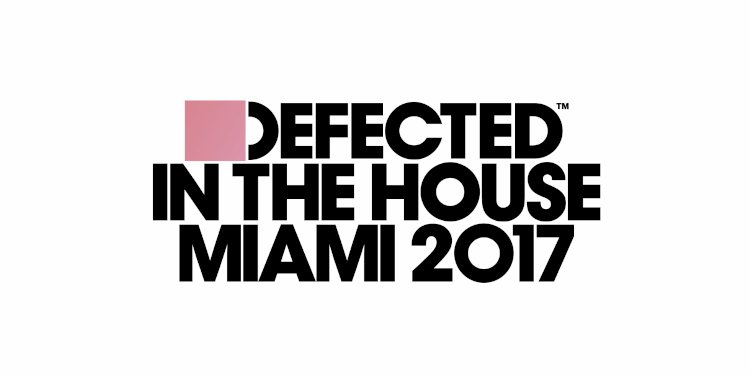 Defected In The House Miami 2017. Photo by Defected Records