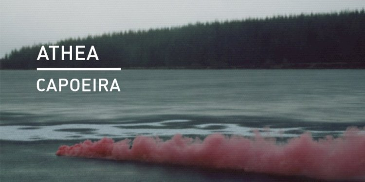 Capoeira EP by Athea. Photo by Knee Deep In Sound