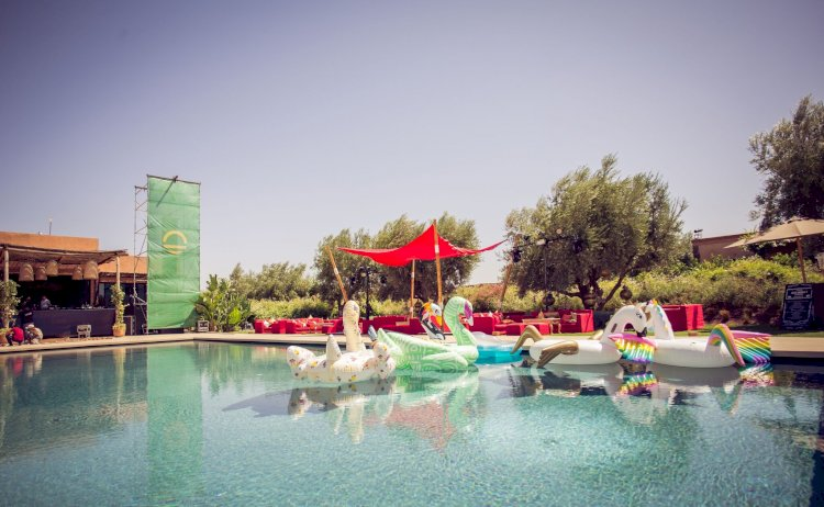 The Oasis Festival - Marrakech. Photo by Oasis Festival