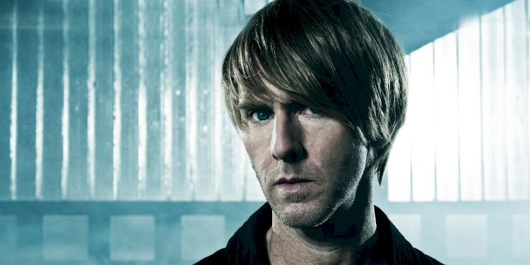 Richie Hawtin to play the Guggenheim. Photo by Alexander Koch Photography