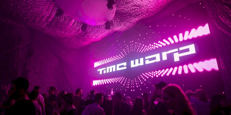 Time Warp heads to Argentina