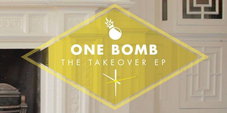 One Bomb Music presents The Takeover EP. Photo by One Bomb Music
