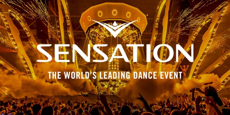 Sensation presents Into The Wild compilation. Photo by Sensation