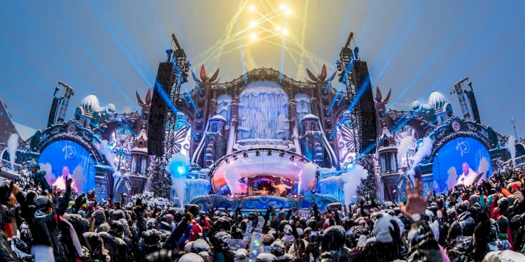 [Cancelled] Tomorrowland Winter 2020