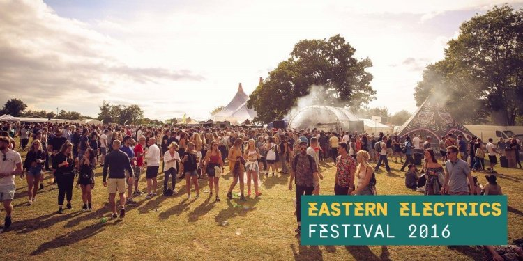 Eastern Electrics 2016. Photo by Eastern Electrics Festival