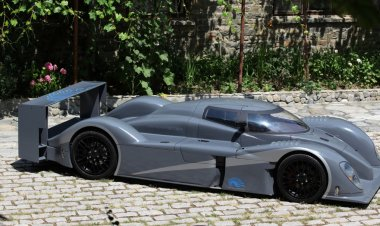 Aeromaster LMP - A Le Mans kit car