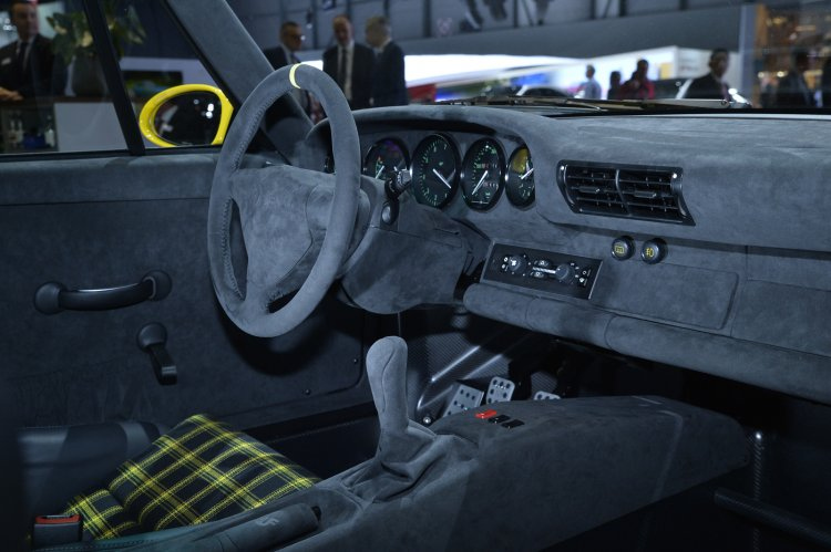 RUF CTR Interior. Photo by Michel CHRISTEN