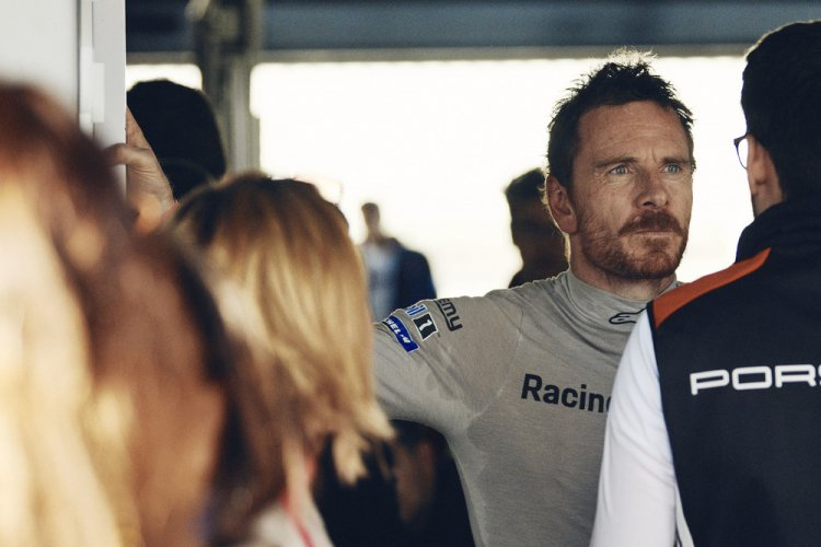 Hollywood star Fassbender contests European Le Mans Series with Porsche