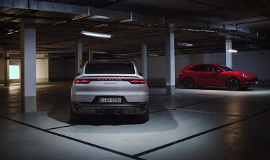 The new Porsche Cayenne GTS models