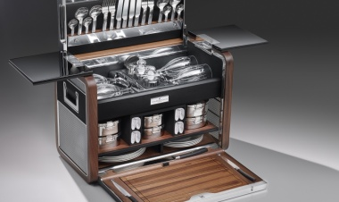 The Phantom Zenith Collection Picnic Hamper