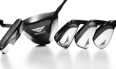 Bentley Tees off new golf collection