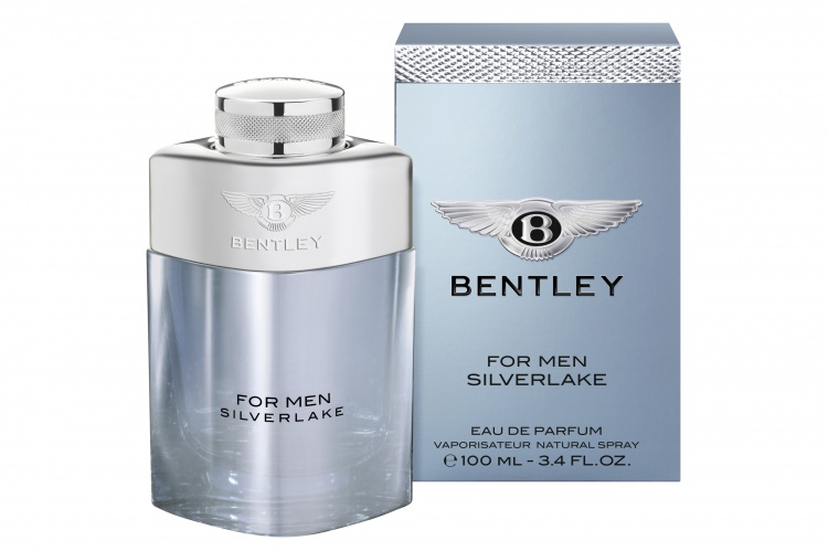 Silverlake by Bentley Fragrances. Photo by Bentley Fragrances