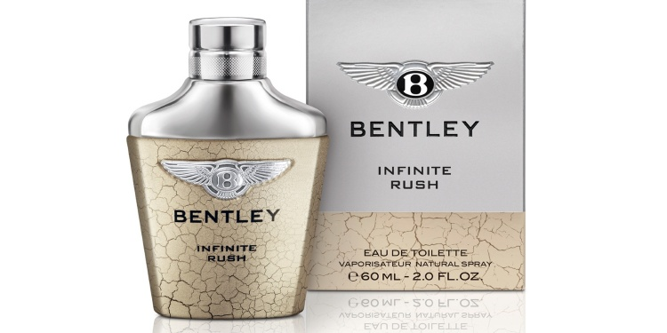 New Bentley fragrance infuses luxury with a spirit of adventure