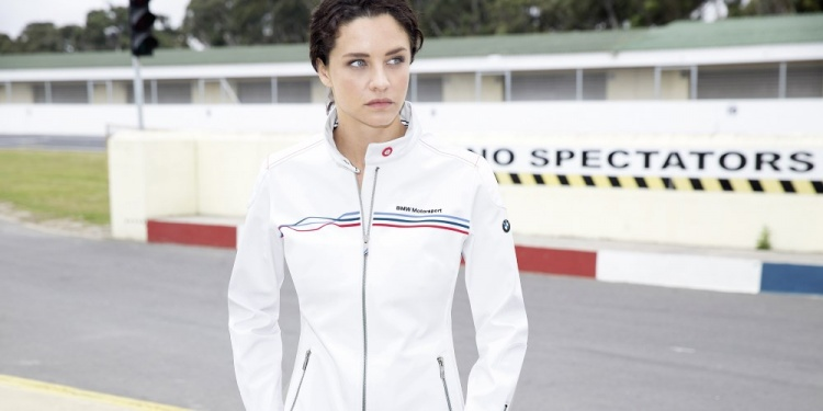 The new BMW sports collections. Photo by BMW Group
