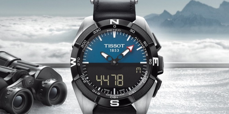 Tissot T-Touch Expert Solar. Photo by Tissot