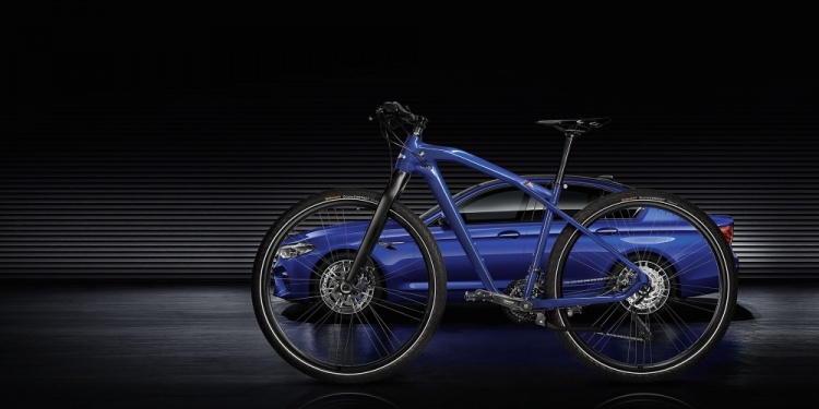 BMW M Bike Limited Carbon Edition.