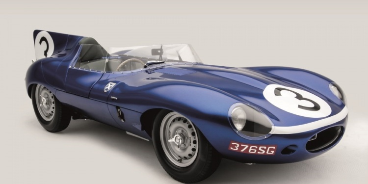 Jaguar Launches Heritage '57 Collection. Photo by Jaguar Land Rover