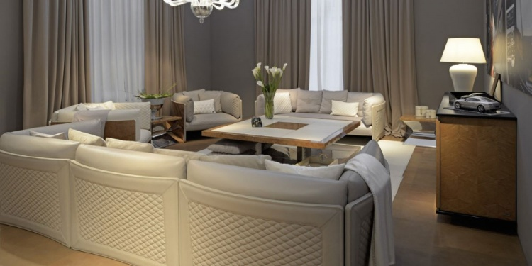 Bentley launches Home Collection. Photo by Luxury Living Group