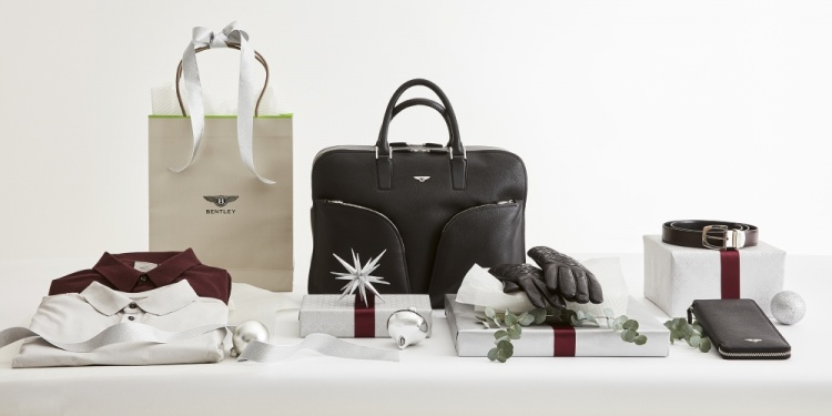 Perfect Seasonal Gifts From The Bentley Collection. Photo by Bentley Motors