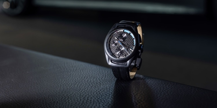 Mercedes-Benz Design philosophy on the wrist