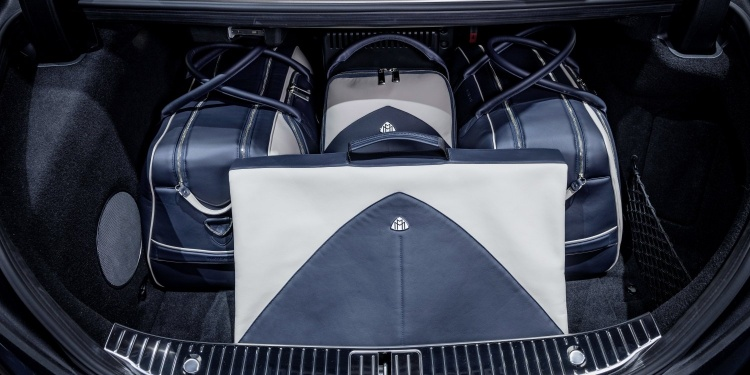 Maybach - Icons of Luxury. Photo by Mercedes-Maybach