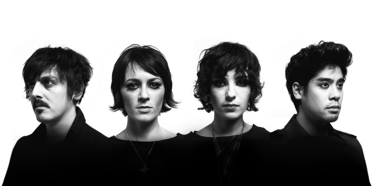 Far From Home (Night Versions) by Ladytron. Photo by Ladytron Music