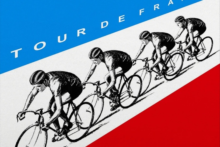 Kraftwerk - Tour De France  (Etape 2)