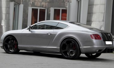 Bentley Continental GT by Anderson
