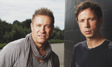 Cosmic Gate has released Earth Mover Album