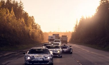 15th Anniversary Gumball 3000 Rally