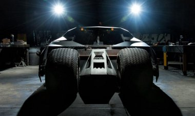 Team Galag's custom Tumbler forced to retire from Gumball 3000 Rally