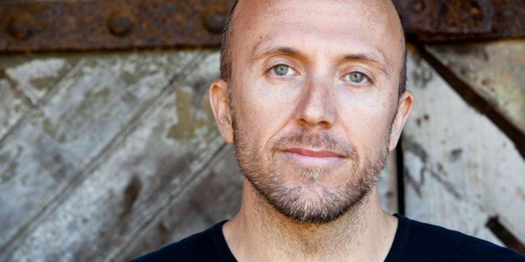 Interview with Lee Burridge. Photo by Balance