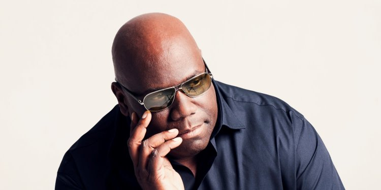 Carl Cox and Yousef release I Want You (Forever). Photo by Cr2 Records