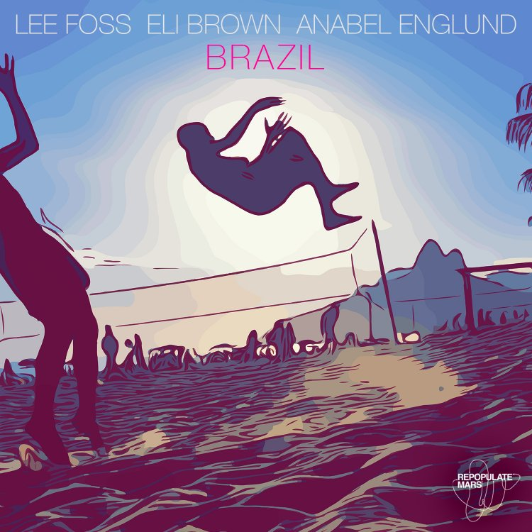 Brazil by Lee Foss, Eli Brown & Anabel Englund. Photo by Repopulate Mars