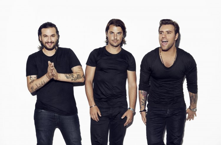 Interview with The Swedish House Mafia. Swedish House Mafia