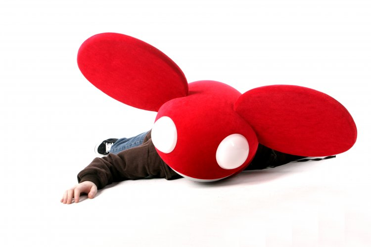 Deadmau5 releases Random Album Title. Photo by Ministry of Sound