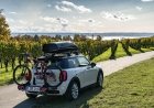 Exploring Lake Constance in the MINI Cooper S
