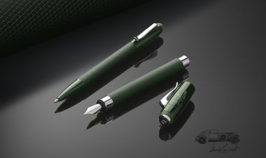Bentley Limited Edition Barnato pen series