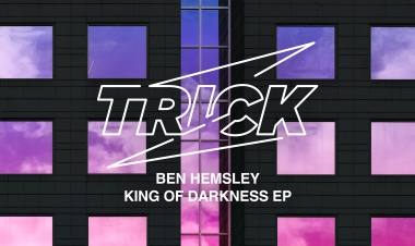 King Of Darkness EP by Ben Hemsley