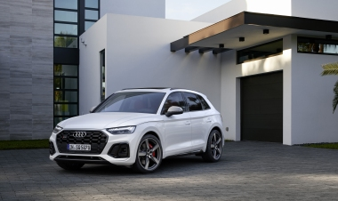 The new Audi SQ5 TDI