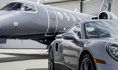 Porsche cooperates with Embraer