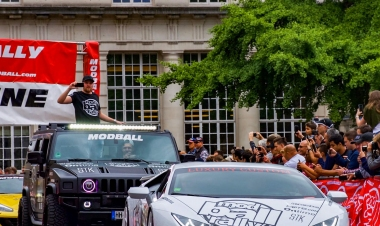 Modball Rally Europe 2021 - Part 2