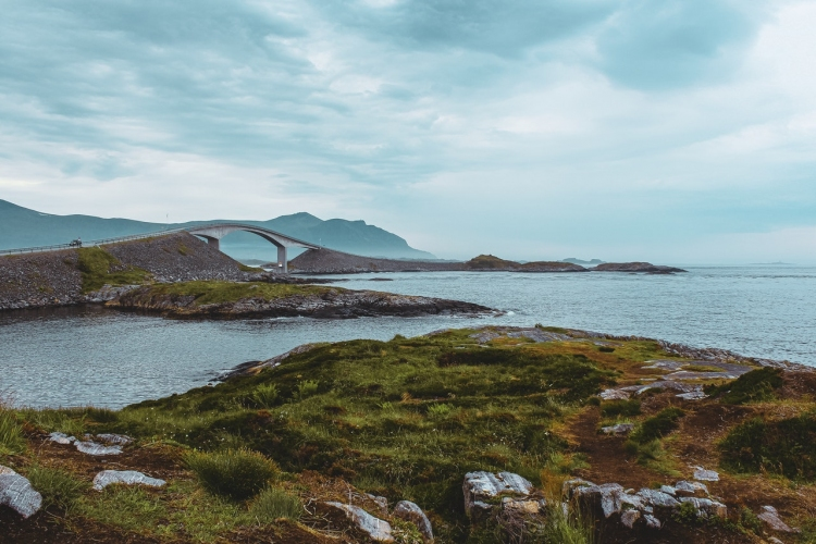 The Atlantic Road Trip 2017. Photo by Tha Dah Baw