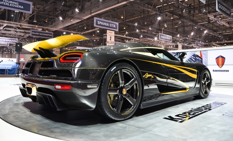 Koenigsegg from 0 to 100 in 10 Years