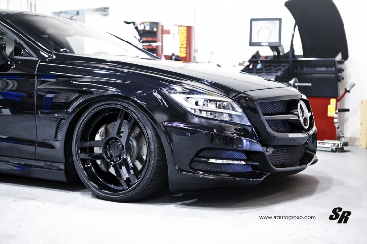 SR Auto Group defines the term sinister. Photo by SR Auto Group
