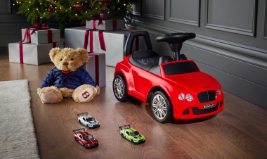 Exquisite festive gifts from Bentley
