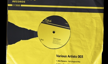 Pitch Records Ltd VA 003 by Pitch Records