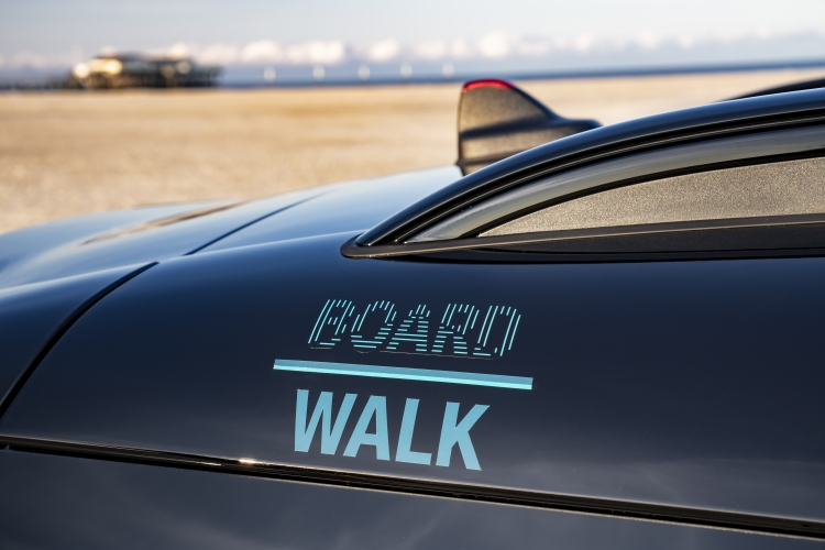 The new MINI Countryman Boardwalk. Photo by BMW Group