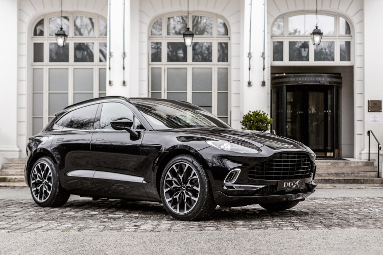 Semler Premium Sweden joins with Aston Martin. Photo by Aston Martin Lagonda Limited